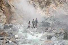 sungai kawah ratu