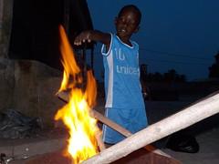 Maitte du feu
