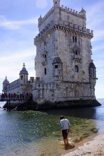 Lisbonne - Tour de Belem