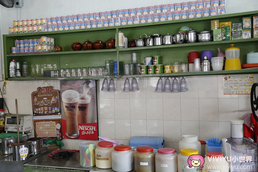 [沙巴.山打根]建發食物中心~當地小吃冰果室◤五顏六色ABC刨冰◢就像台灣水果冰 @VIVIYU小世界