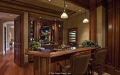 European Home by Dan Sater wet bar