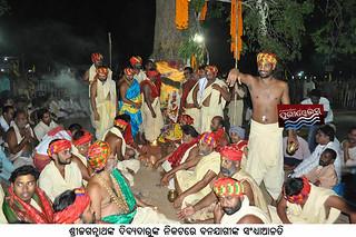 Photo :: Daru Mohasnnana & other rituals of Daru Jagannath
