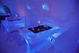 Ice Hotel, Snow Village Lainiotie, Kittilä, Finland