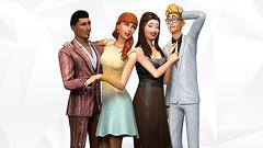 Les Sims 4 Soirees de luxe 2