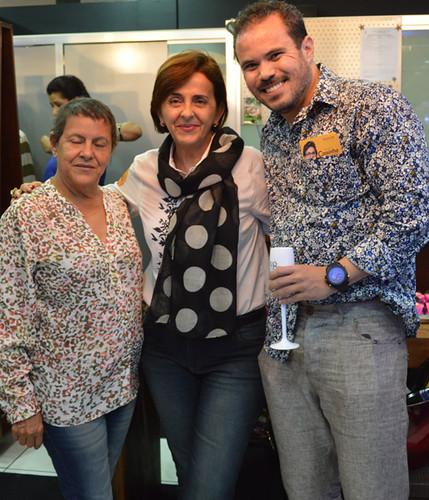 Marízia Edith, Cassinha e Éder