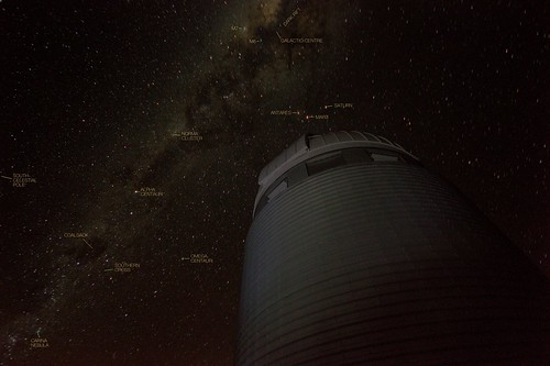 Milky Way & The Swiss Telescope