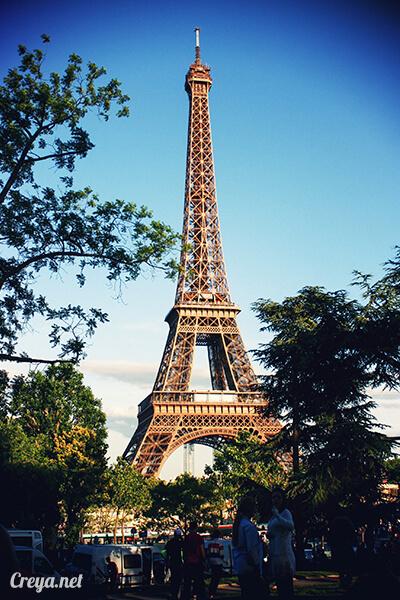 2016.10.09 | 看我的歐行腿| 艾菲爾鐵塔,五個視角看法國巴黎市的這仙燈塔 13