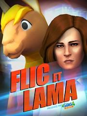 Flic et Lama