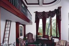 Custom Luxury Home Den