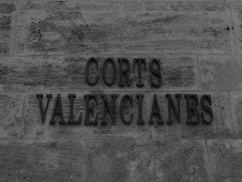 Corts Valencianes - 01