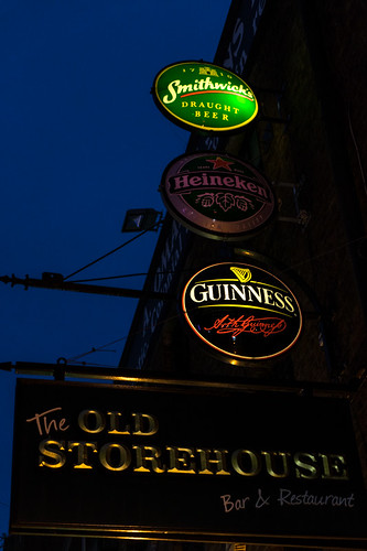 Temple bar Dublin