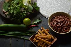 Vietnamese Vegetarian Summer Rolls