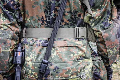 "Bundeswehr-Details • <a style=""font-size:0.8em;"" href=""http://www.flickr.com/photos/91404501@N08/16749313103/"" target=""_blank"">View on Flickr</a>"