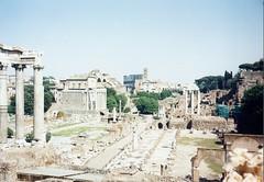 1998 05 08 Rome Roman Forum