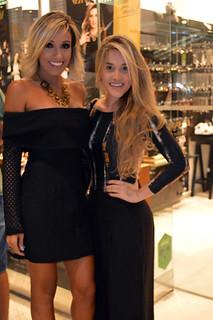 Camila Milagres e Tatiani Siqueira