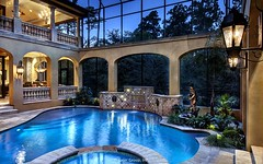 Villa Belle - Pool Fountain