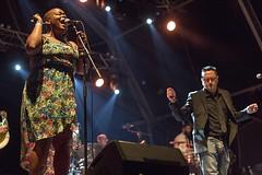 """Fermin Muguruza & New Orleans Basque Orkestra - Cruïlla Barcelona 2016 - Sábado - 5 - M63C4682 • <a style=""""font-size:0.8em;"""" href=""""http://www.flickr.com/photos/10290099@N07/28239189365/"""" target=""""_blank"""">View on Flickr</a>"""
