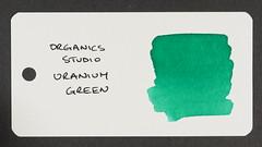Organics Studio Uranium Green - Word Card