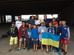 Ukrainian Baseball Team U12 returned from European Championship, 2016