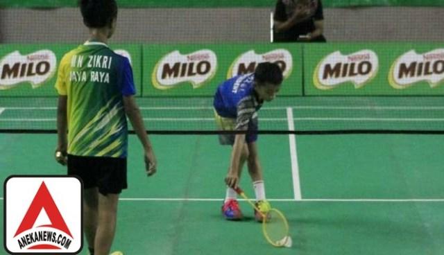 #Sports : Ratusan Anak Berkompetisi di SIRNAS-MILO School Competition