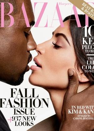 """Kanye diz que Kim não fazer """"nudes"""" seria """"como Adele não cantar"""""""
