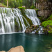 """McCloud Middle Falls near Mount Shasta, California • <a style=""""font-size:0.8em;"""" href=""""http://www.flickr.com/photos/41711332@N00/18158646741/"""" target=""""_blank"""">View on Flickr</a>"""