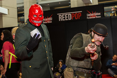 "Red Skull #cosplay #C2E2 2015 • <a style=""font-size:0.8em;"" href=""http://www.flickr.com/photos/33121778@N02/17296209225/"" target=""_blank"">View on Flickr</a>"