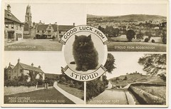 Good luck from Stroud