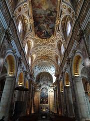 2011 05 09 Rome - San Luigi dei Francesi interior