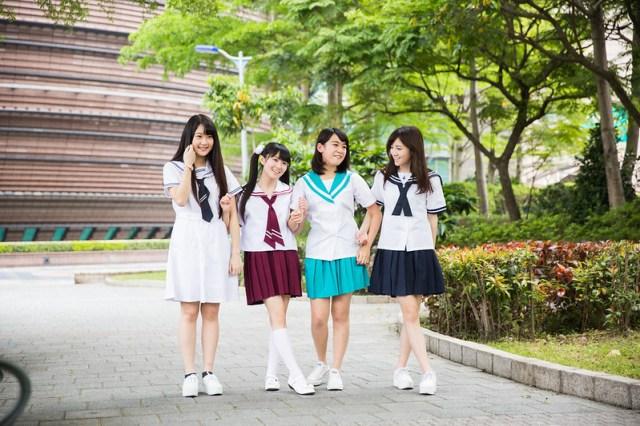 中國時報採訪高校制服大賞