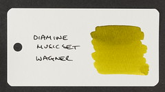 Diamine Music Set Wagner - Word Card
