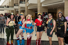 "Some Pin Up Super heroes #C2E2 2015 • <a style=""font-size:0.8em;"" href=""http://www.flickr.com/photos/33121778@N02/16659383464/"" target=""_blank"">View on Flickr</a>"