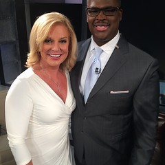 Always love being on air with @cvpayne. He is first class and knows his stuff. An all around great guy.  Making Money with Charles Payne. Fox Business Network. 6 pm ET nightly.  @foxbusiness