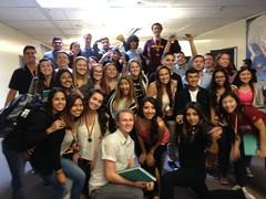 Senior class 2015