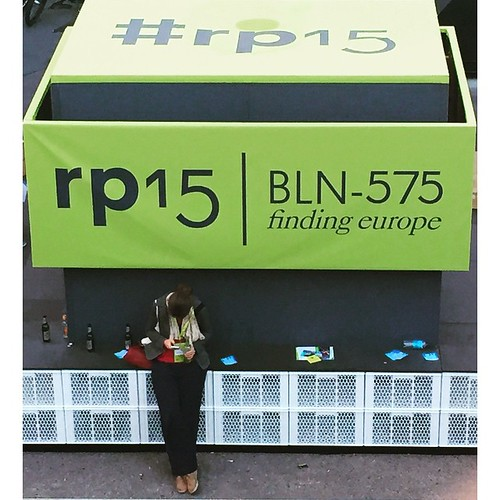 Ha\\o @re_publica #rp15 #findingeurope