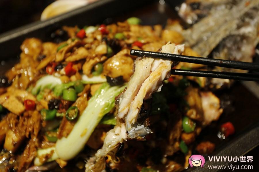台中烤魚,台中美食,城里城外,城里城外 巫山烤魚,巫山烤魚,美村路 @VIVIYU小世界