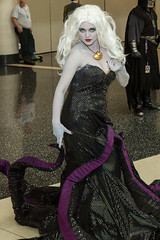 "Ursula #cosplay #C2E2 2015 • <a style=""font-size:0.8em;"" href=""http://www.flickr.com/photos/33121778@N02/17294374332/"" target=""_blank"">View on Flickr</a>"