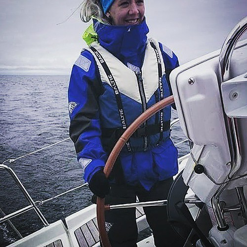 Read about Emmies latest sailing adventure...