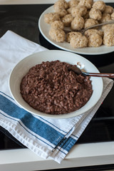 Ohagi Sticky Rice in Azuki Bean Paste