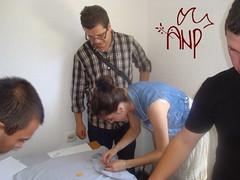 Participantsworking
