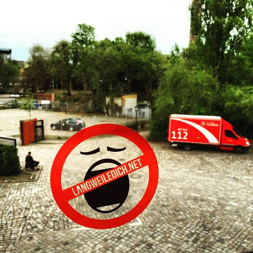 LANGWEILIG 112  #rp15 #Berlin @re_publica
