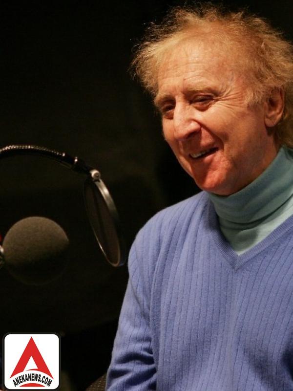 #Gosip Top :Alzheimer, Jadi Penyebab Kematian Gene Wilder
