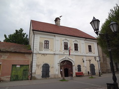 Tokaj Museum in an 18th-century mansion built by Greek wine traders