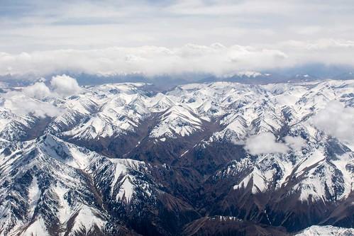 Tianshan Mountains