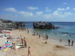 Praia Portinho da Areia Sul, Peniche