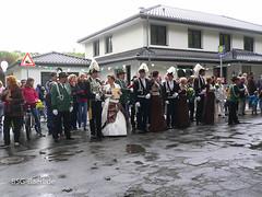 Historischer Festumzug am 31. Mai 2015