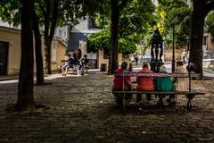 Montmartre Juillet 2016