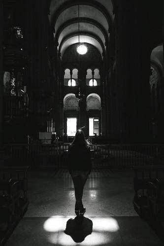 Luces e sombras - de Nerea García