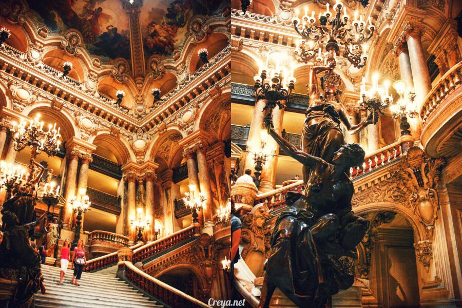 2016.08.21 | 看我的歐行腿| 法國巴黎加尼葉歌劇院 10