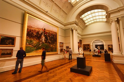 Art Gallery of NSW sydney photo